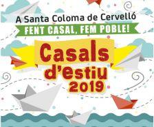 Casals d'Estiu 2019 a Santa Coloma de Cervelló
