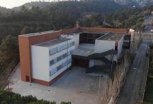 L'Institut Montpedrós ja compta amb l'ampliació de l'edifici