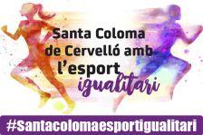 Santa Coloma de Cervelló, amb l'esport igualitari