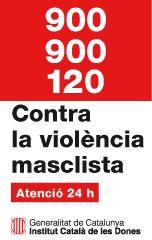 Telèfon d'atenció a dones en situació de violència masclista